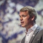 2014-15, Awards night, Gothenburg, Knut Frostad, Volvo Ocean Race