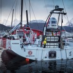 2014-15, Dongfeng Race Team, Leg5, OBR, VOR, Volvo Ocean Race, onboard, Ushuaia, landscape, suspended racing