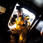 2014-15, Abu Dhabi Ocean Racing, Leg6, OBR, VOR, Volvo Ocean Race, onboard, Roberto Bermudez de Castro, Chuny, hatch, down below