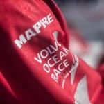 2014 - 15, Leg6, MAPFRE, OBR, VOR, Volvo Ocean Race, onboard, close up, Logo