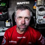 2014 - 15, Leg6, MAPFRE, OBR, Rob Greenhalgh, VOR, Volvo Ocean Race, onboard, portrait, face, down below