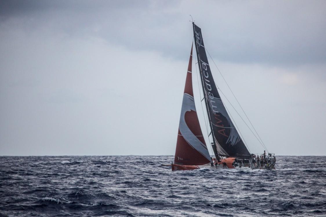 2014 - 15, Leg6, MAPFRE, OBR, VOR, Volvo Ocean Race, onboard, Team Alvimedica, sailing