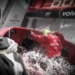 2014-15, Dongfeng Race Team, Leg7, OBR, VOR, Volvo Ocean Race, onboard, Jin Hao Chen, Horace, splash, quote