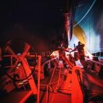 2014-15, Leg7, Onboard, VOR, Volvo Ocean Race, Team Alvimedica, light, night, sails