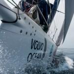 2014-15, Leg 8, OBR, Team SCA, VOR, Volvo Ocean Race, onboard, bow, splash