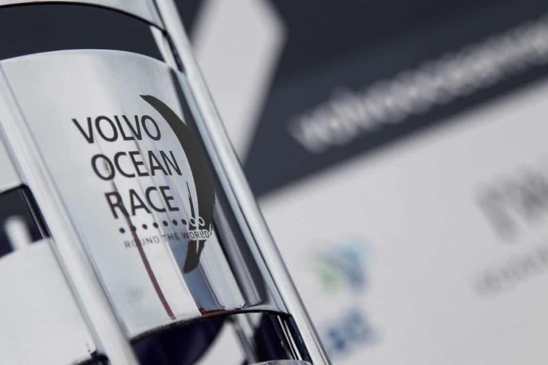 2014-15, Volvo Ocean Race, VOR, Gothenburg, Inport, Prize giving, trophy