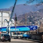 Bergamo, Genoa, Italy, OBR, Persico, VOR, Volvo, base, Team Vestas Wind, Volvo Ocean Race, Rebuild