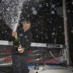 2015, ARRIVEE, CHAMPAGNE, ERIC BOMPARD, ETAPE 1, FIGARO, GEDIMAT, SANXEXO, SOLITAIRE DU FIGARO 2015, THIERRY CHABAGNY, VICTOIRE, VOILE
