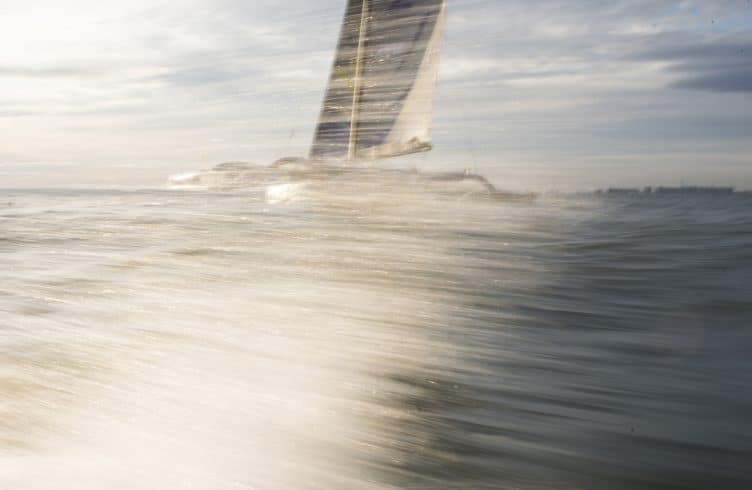 Transat Bakerley, Francois Gabart, Macif, Ultim, Trimaran, World Record, NYC, New York