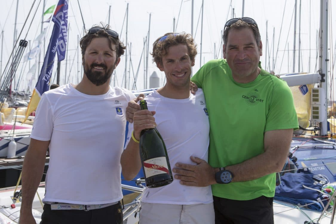 ALLMER CUP 2016, CHARLIE DALIN, LE HAVRE