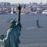 2016, FRANCOIS GABART, MACIF, NEW YORK, RECORD, Statue de la Liberté, TEAM, Trimaran, ULTIME