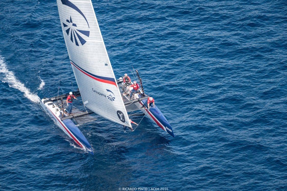 2016, 35th America's Cup Bermuda 2017, AC35, AC45f, Europe, France, Inshore Races, LVACWS 2016, Louis Vuitton America's Cup World Series Toulon, Multihulls, One Design, RD2, RP, Racing Day 2, Regatta, Ricardo Pinto, Sailing, Toulon