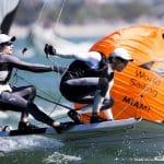 2017, 49er, Classes, Olympic Sailing, Pedro Martinez, SUI 111 Sebastien Schneiter SUISS6 Lucien Cujean SUILC1, Sailing Energy, World Sailing, World Sailing's 2017 World Cup Series Miami