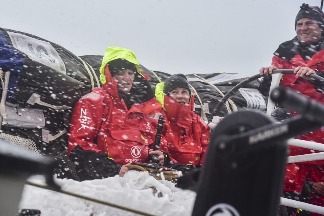 2017-18, Action, Dongfeng, ONBOARD, On-board, On board, A-board, Aboard, PRE-RACE, TEAMS, prerace, training