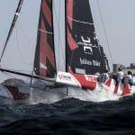 The Extreme Sailing Series, Sailing, Multihull, Foiling, GC32, Catamaran, Oman, Sultanate of Oman, Mutrah