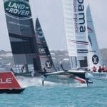 2017, 35th America's Cup Bermuda 2017, AC35, Sailing, North America, Bermuda, Groupama Team France, Land Rover BAR