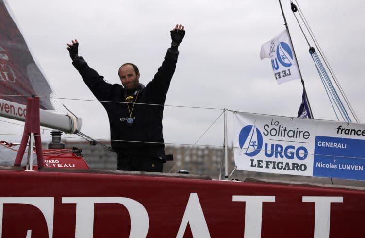 Le Figaro: Dieppe accueille la dernière étape de la Solitaire Urgo