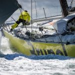 2017-18, Leg Zero, Pre-race, Rolex Fastnet Race, Start, Team Brunel