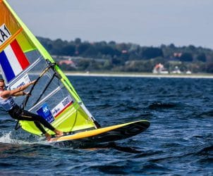 aarhus, aarhus sailing week, classes, fra 1 louis giard, rsx m, olympic classes, olympic sailing