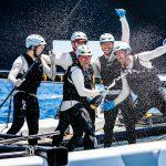 Extreme sailing, Fastest boats, GC32, GC32 Racing Tour, GC32 VILLASIMIUS CUP, Sardinia, TEAM ARGO, Villasimius, catamaran, foiling, foiling catamaran, one design yacht, sailing, speed, yachting