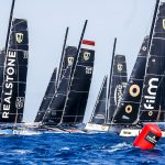 .FILM RACING, Calvi, Corsica, Extreme sailing, Fastest boats, GC32, GC32 Orezza Corsica Cup, GC32 Racing Tour, MALIZIA - YACHT CLUB DE MONACO, REALTEAM, TEAM ENGIE, catamaran, foiling, foiling catamaran, one design yacht, sailing, speed, yachting