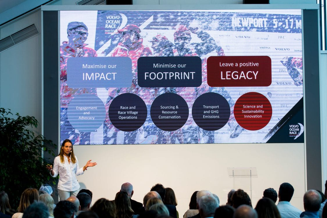Dockside,Spain,Race Village,Alicante,Ocean summit,2017-18,Racevillage, Village,port, host city,On-shore,Anne-Cecile Turner,Sustainability Programme Leader