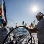 Start,Skipper,Helm,Wheel,Training,Pre-race,2017-18,on board,on-board,leg zero,Team Sun Hung Kai/Scallywag,David Witt,Prologue