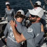 Dongfeng,Pascal Bidegorry,2017-18,on board,on-board,Crew member,Marie Riou,Performance analysis and reserve sailor,MAPFRE In-Port Race Alicante