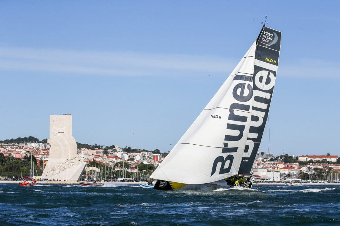Start,Leg 2,Portugal,Lisbon,2017-18,port, host city,Team Brunel,Lisbon-Cape Town