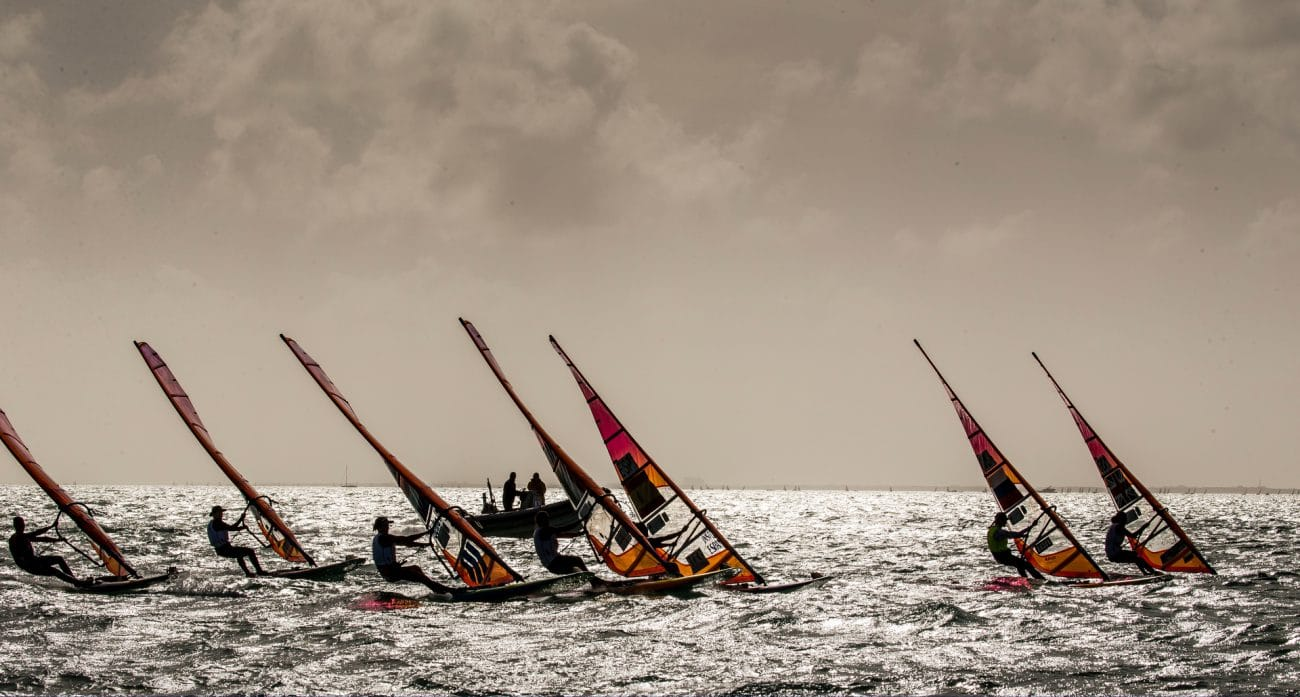 221 ESP 1 Blanca Manchon (W) RS:X Women, 259 NED 3 Lilian De Geus (W) RS:X Women, 263 RUS 1 Stefania Elfutina (W) RS:X Women, Classes, Olympic Sailing, RS:X Women, Sailing Energy, World Cup Series Miami, World Sailing