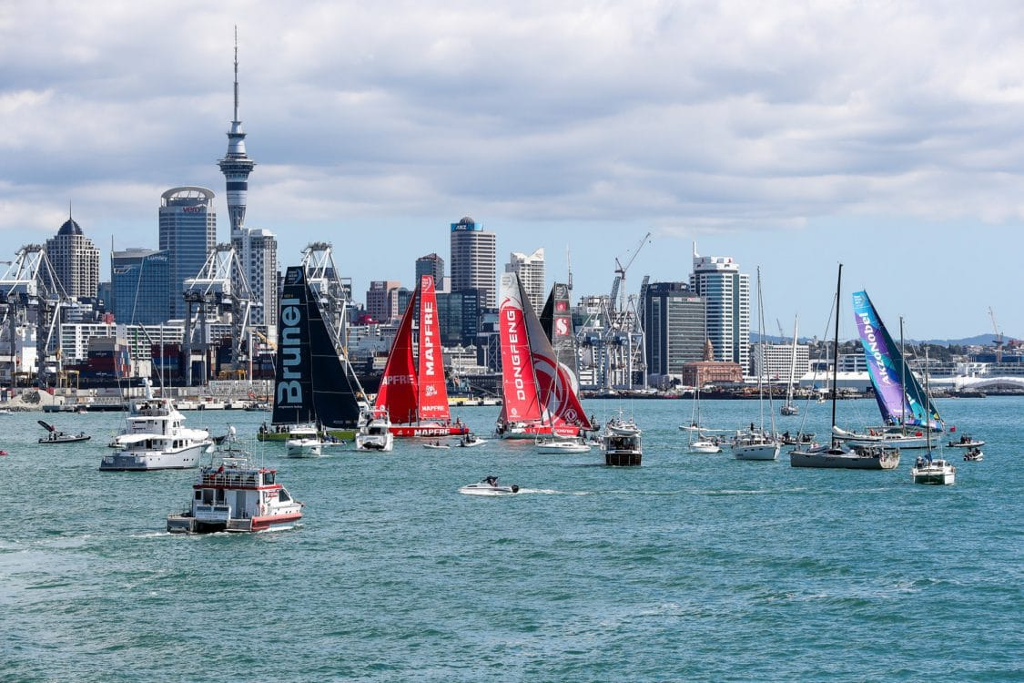 Fleet,Aerial,Helicopter,Spectator boat,Commercial,RIB,2017-18,port, host city,Kind of picture,The New Zealand Herald In-Port Race