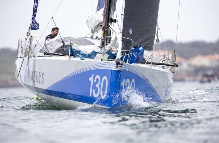 voile, course au large, 1000 milles, sables d olonne, vendee, les sables course au large, 2018, multi classe, class 40, 130, SHARP Phil, mach 40, plan manuard 2013, IMERYS CLEAN ENERGY