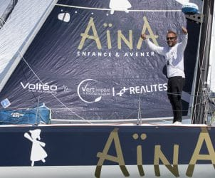 voile, course au large, 1000 milles, sables d olonne, vendee, les sables course au large, 2018, multi classe, voiles, class 40, 151, plan manuard 2017, mach 40 evolution, CHAPPELLIER Aymeric, association aina, ARRIVEE