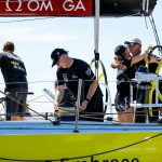 Skipper,Navigator,Leg 7,Emotion,Andrew Cape,Arrival,Celebration,2017-18,Bouwe Bekking,Crew member,Auckland-Itajaí,Team Brunel,Kind of picture, Nina Curtis