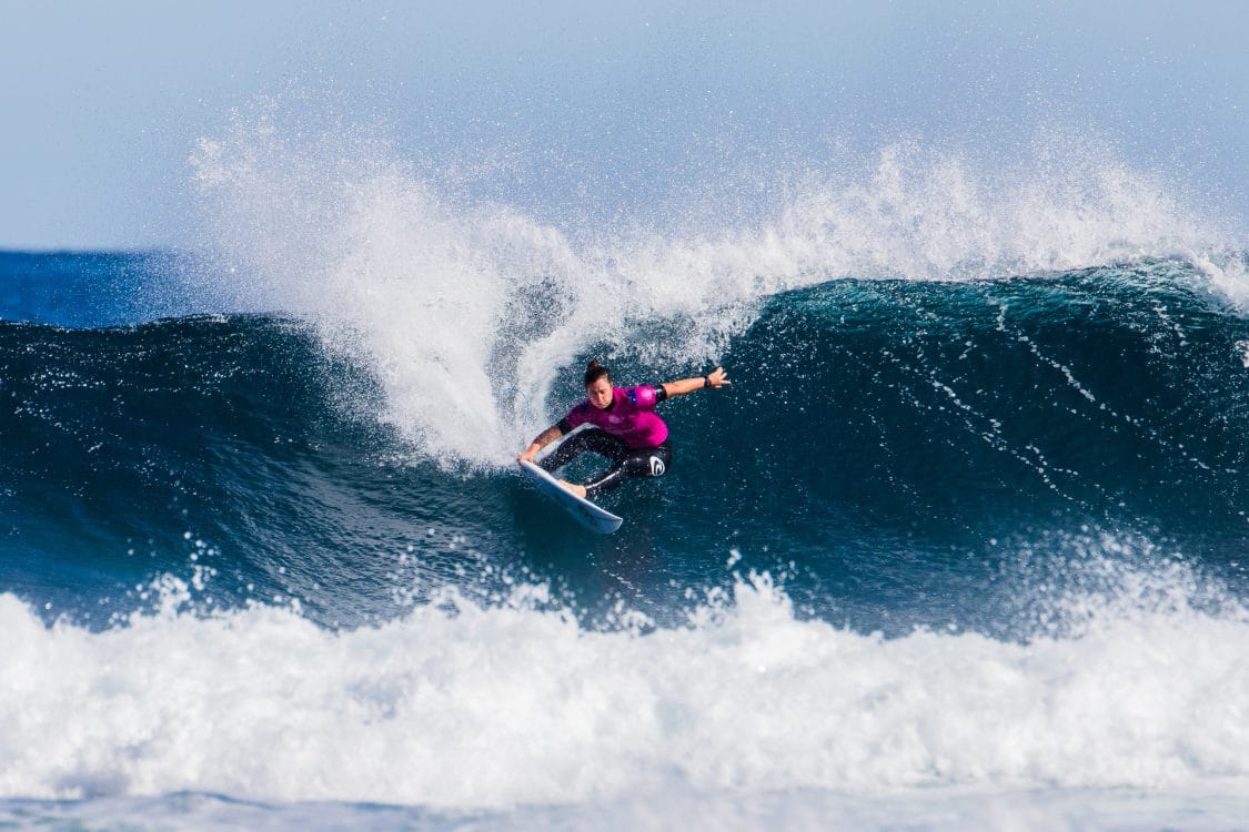 2018, 2018 Championship Tour, AUS/02, Australia, CT - M - 2018 - Margaret River Pro, Championship Tour #2, Heat 6, Margaret River, Margaret River Pro, Round two, Surfing, The World Surf League, Tyler Wright, WSL, West Australia, Western Australia, Women's, Women's CT, Women's CT #2, Women's Championship Tour, World Champion, World Surf League, surf