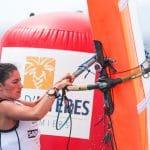 CLASSES, FRA 833 Rachel Chapot (W) RS:X Women, Olympic Sailing, RSX Girls, Sailing Energy, World Cup Series Hyeres, World Sailing