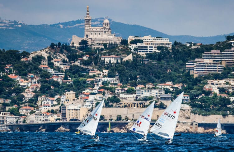 Classes, LASER, Olympic Sailing, Sailing Energy, World Cup Series Marseille, World Sailing